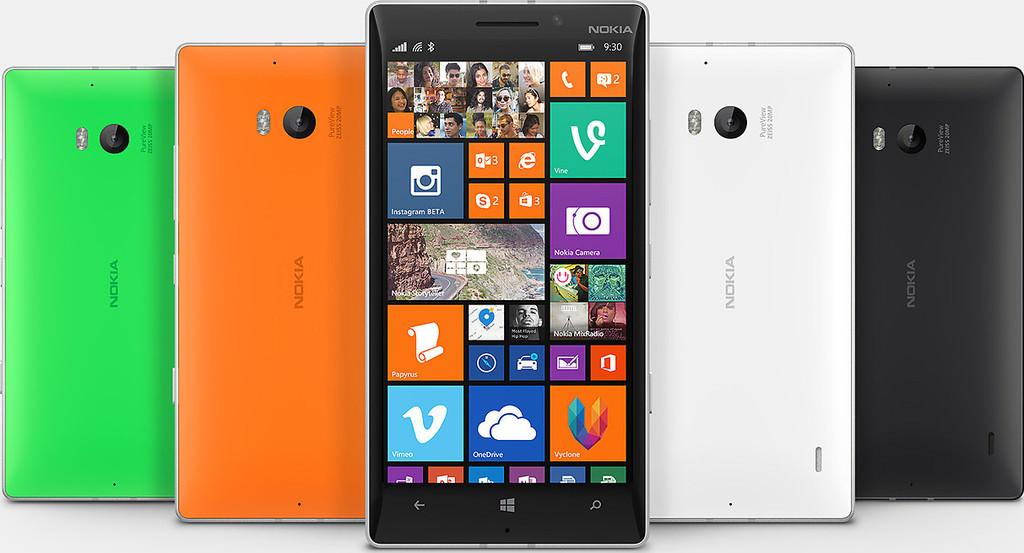 Цена Nokia Lumia 930 снизилась еще до появления в продаже