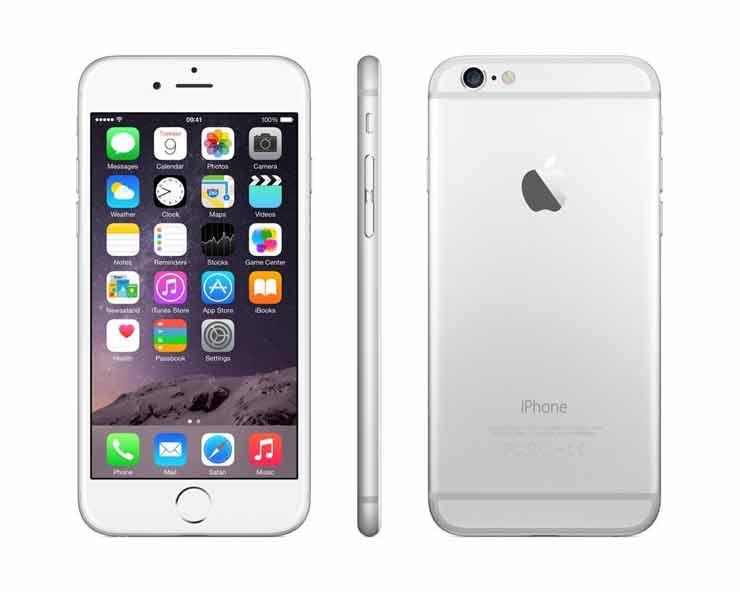 Качественные фото iPhone 6