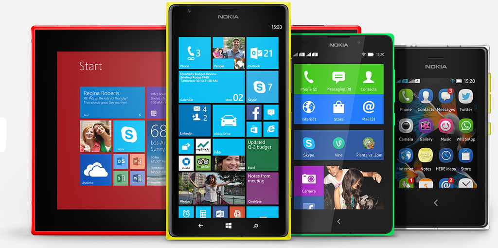 nokia microsoft alliance joining forces in the smartphone