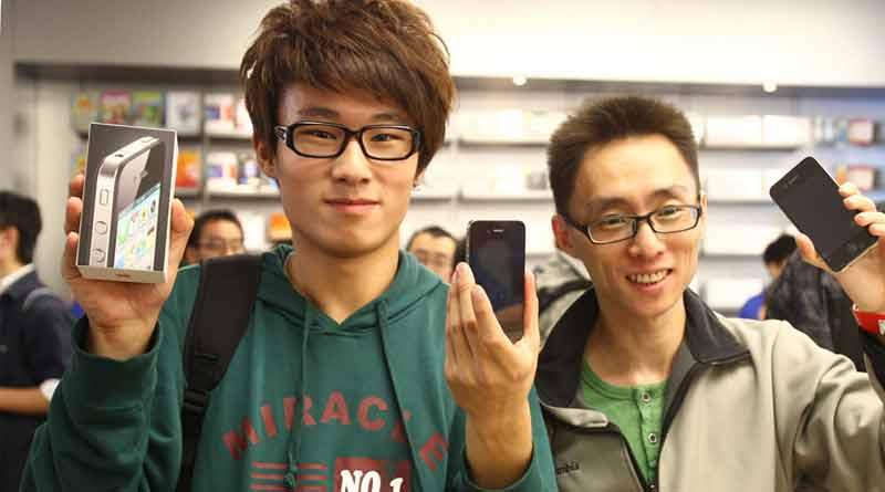 Китайцы назвали смартфоны Apple iPhone угрозой для нацбезопасности