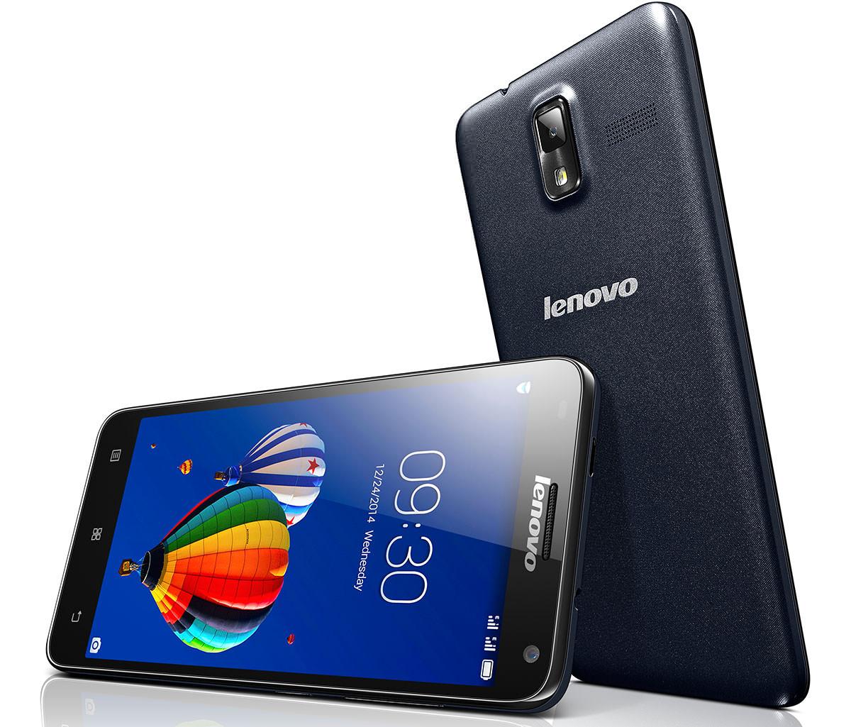 Lenovo S580: новый 5-дюймовый бюджетный смартфон | инфо