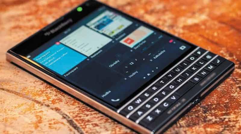 Продажи BlackBerry Passport удовлетворительны