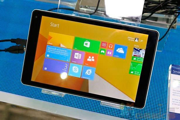 Вышли новые бюджетные планшеты на Windows | информация