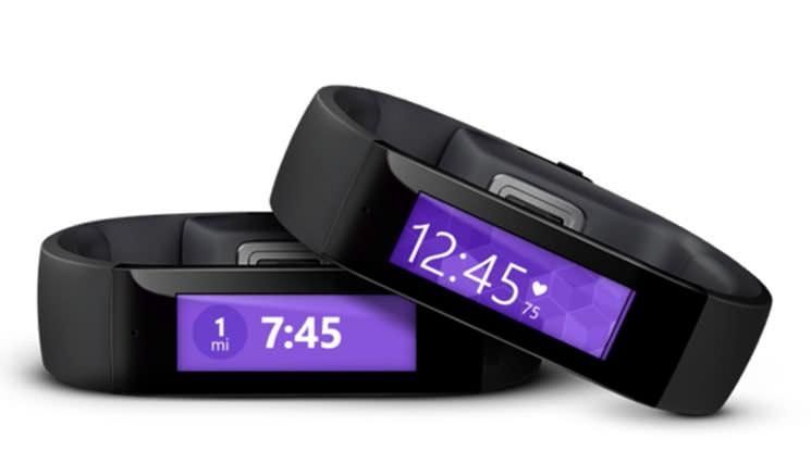 Смарт-браслет Microsoft Band официально | инфо, цена, обзор