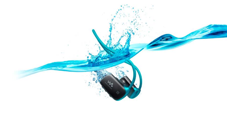 Новый плеер Sony Walkman NWZ-WS610 | инфо