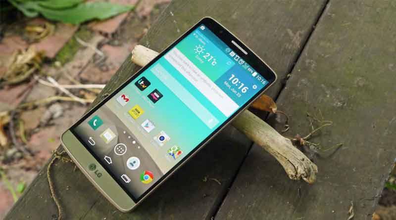 LG G3 обновится до Android 5.0 Lollipop первым