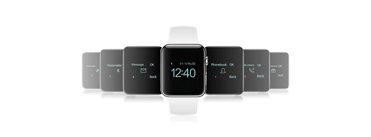 Aiwatch A8 - китайский клон Apple Watch | инфо и цена