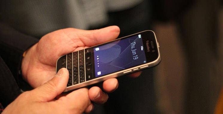 Начались продажи BlackBerry Classic | цена, характеристики