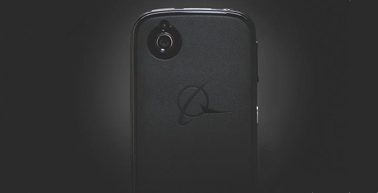Защищенный смартфон Boeing Black: совместно с BlackBerry
