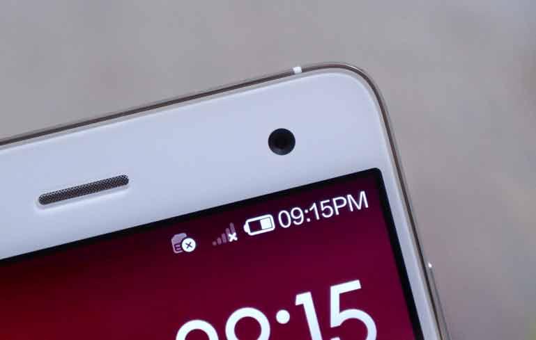 Фронтальная камера Xiaomi Mi4