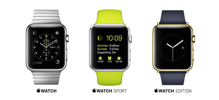 Цена Apple Watch по версии западных СМИ