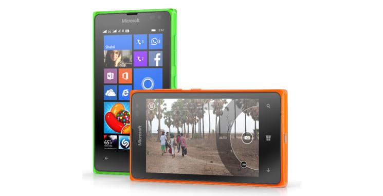 Бюджетники Microsoft Lumia 435 и Lumia 532 | характеристики