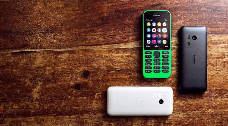 Мобильный телефон Nokia 215 - первый телефон Microsoft