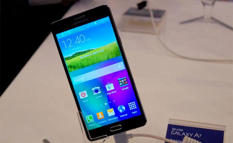 Самый тонкий смартфон Samsung: GALAXY A7 | характеристики