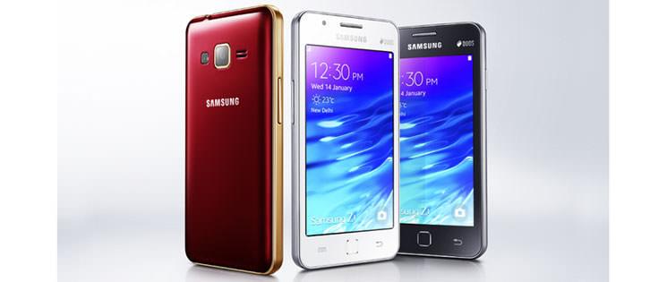 Samsung Z1: бюджетный смартфон на Tizen OS официально | инфо