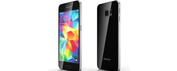 Реалистичные рендеры Samsung GALAXY S6 | инфо