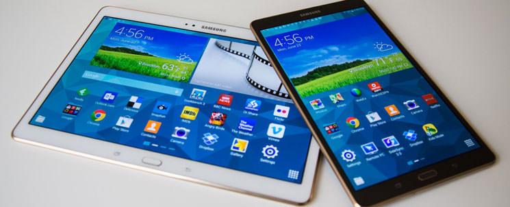 Samsung выпустит «убийцу» iPad Air 2