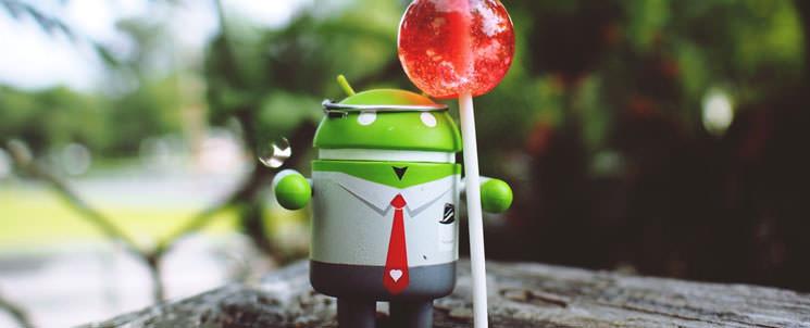 Android 5.1: официальный анонс компании Google