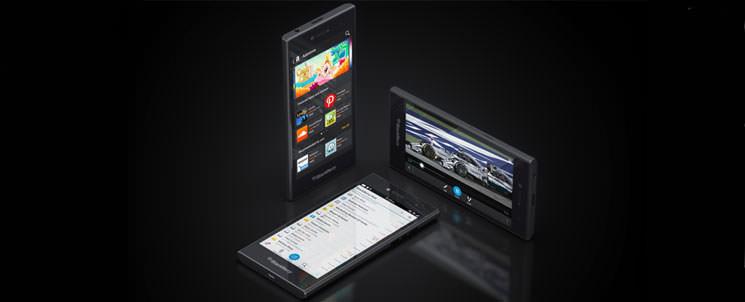 Новый смартфон BlackBerry Leap | инфо, характеристики