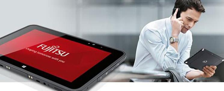 Fujitsu STYLISTIC V535: защищенный бизнес-планшет на Windows