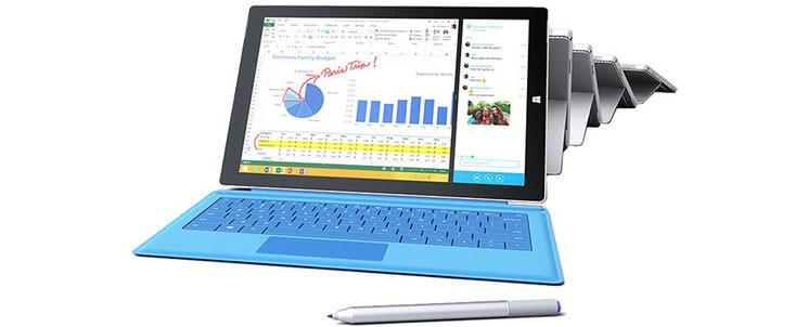Планшет Microsoft Surface Pro 4 выйдет в двух версиях | инфо