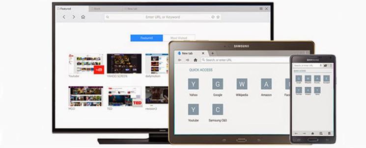 Samsun Browser