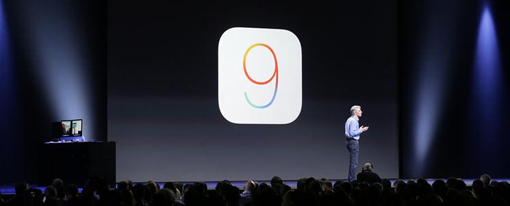 Презентация iOS 9