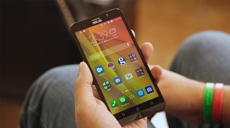 Вышел эконом-смартфон Asus Zenfone 2 | цена, характеристики