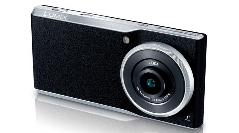 Компания Panasonic представила новый камерофон Lumix CM1