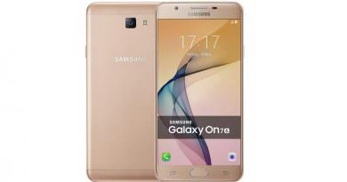 Стильный фаблет Samsung Galaxy On7 2016