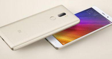 Официально: новый флагманский фаблет Xiaomi Mi5S Plus