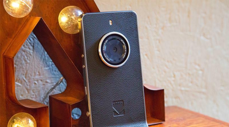 Камерофон Kodak Ektra