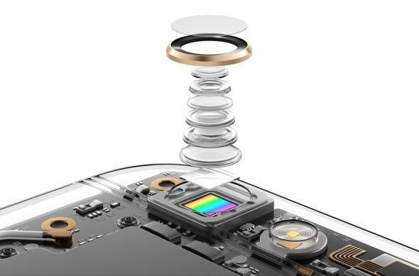 Камера Sony IMX398 в Oppo R9S
