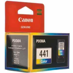 Оригинальный картридж CANON CL 441 для цветной печати