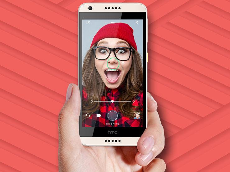 Доступный смартфон HTC Desire 650