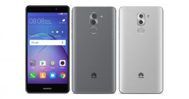 Новый фаблет Huawei Mate 9 Lite