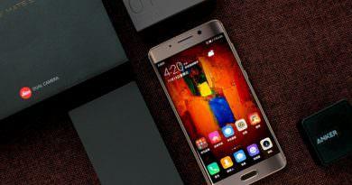 Флагманский смартфон Huawei Mate 9 Pro