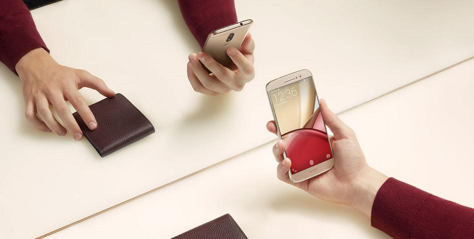 Новый смартфон среднего уровня Lenovo Moto M