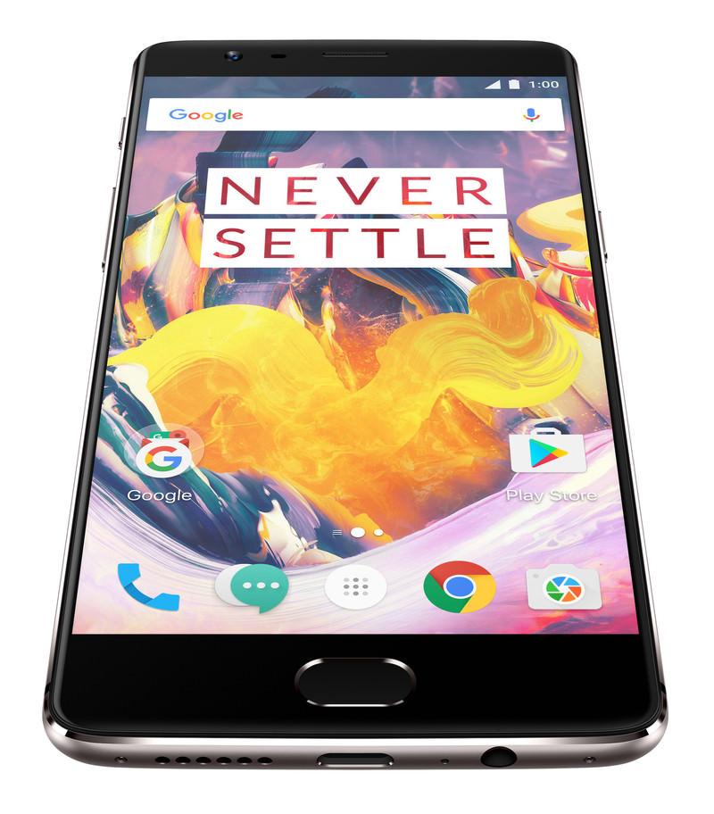 Обновленный OnePlus 3T