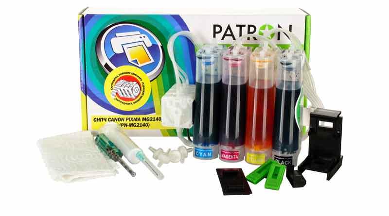 СНПЧ и расходники для печати от магазина «Патрон Сервис»
