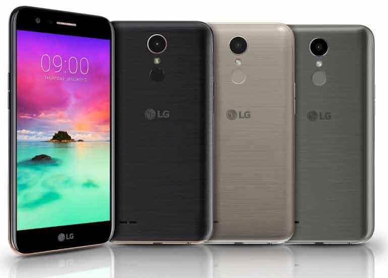 Новый смартфон LG K10, характеристики
