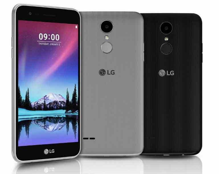 Новый смартфон LG K4, характеристики