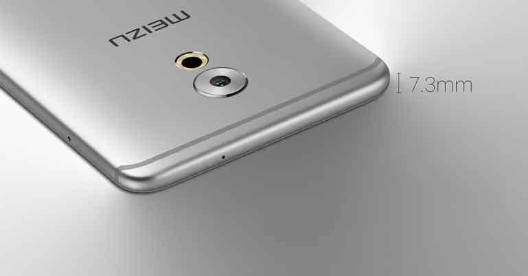 Флагманский смартфон Meizu Pro 6 Plus
