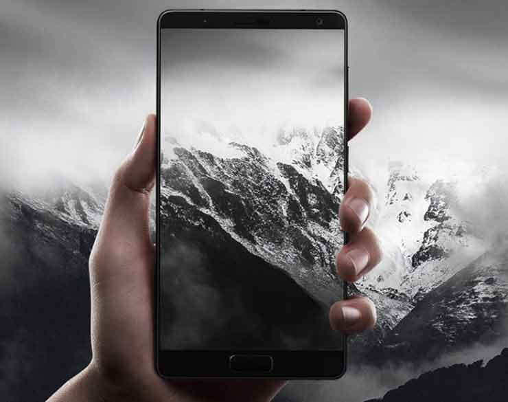 ZUK Edge - смартфон в стеклянном корпусе и узкими рамками