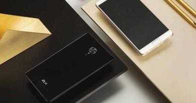ZUK Edge: флагманский смартфон с узкими рамками | цена