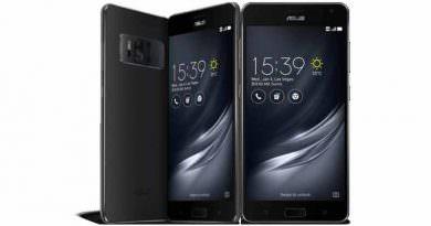 Asus Zenfone AR: первый смартфон с 8 ГБ ОЗУ | характеристики
