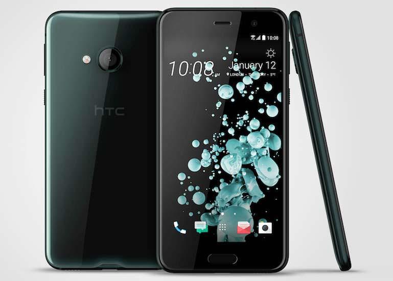 Фронтальная и тыльная камера HTC U Play на 16-Мп