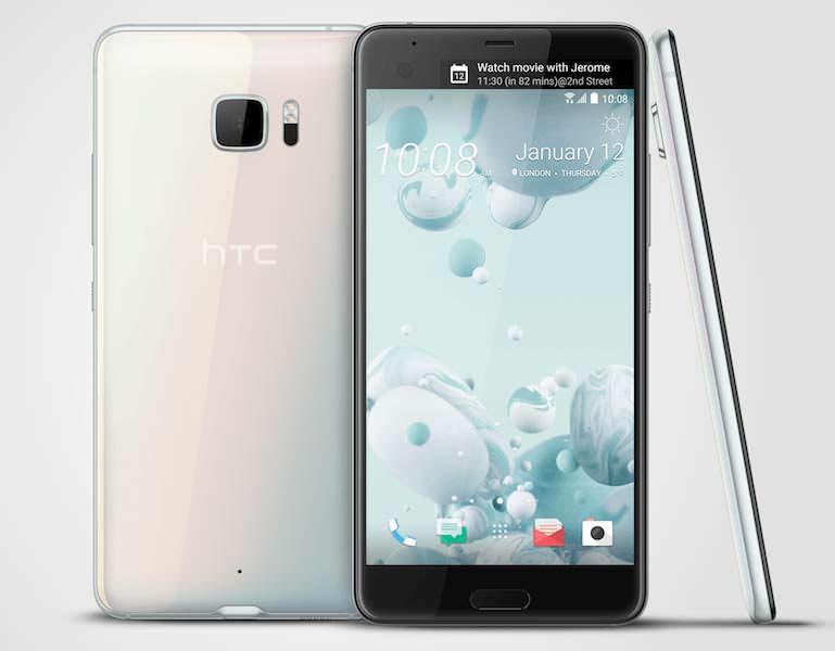 Цена HTC U Ultra со старта $749
