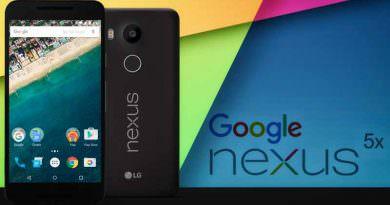 LG Nexus 5x. Актуальность в 2017 году. Где купить