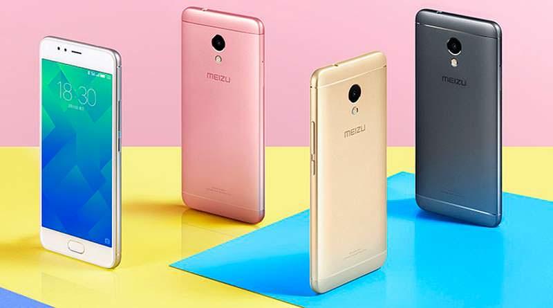 Вышел недорогой металлический смартфон Meizu M5s